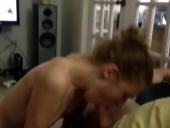 amanda blowing my guy kevin 5nd dong she is sucks