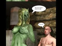 6d comic: vozhos bride