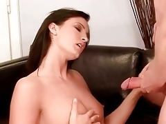 older man fucking and pissing on girl