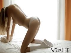 playgirl bounds on large fake shlong