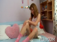 constricted legal age teenager arse porn