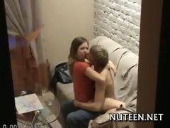 chap copulates his girlfriend