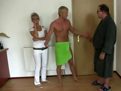 wicked parents entice and fuck sons girlfriend