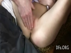 virgin beauty masturbates