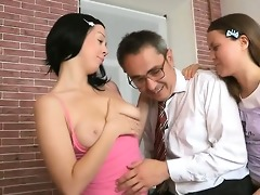 teacher forcing himself on bewitching playgirl