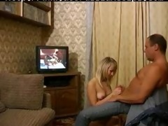 russian juvenile golden-haired hottie acquires