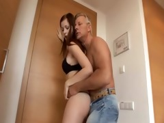 legal age teenager goes daddy... f61 -