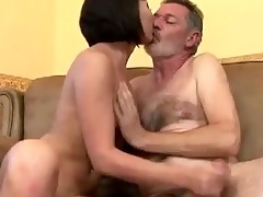 grand-dad fuck this youthful hottie
