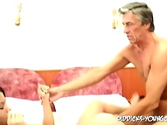 610yo stud bonks three-some youthful cum-hole