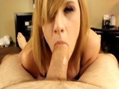 mallory starr sucks knob