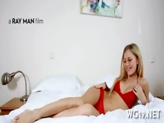 playgirl stimulates love button