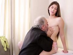 rita\s teacher is one lustful old man, so she is
