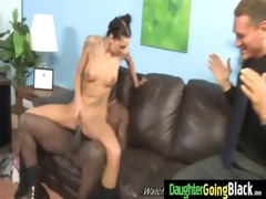 nasty legal age teenager screwed hard by black 9