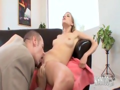 pleasuring daddy xxx, golden-haired sex oralsex