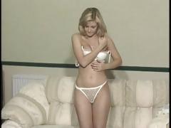11980-0 klara undresses and acquires spanked