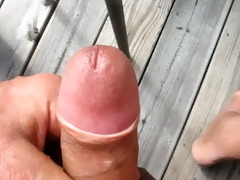 611 year old grand-dad cums
