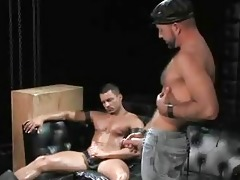 angelo marconi drilled by hirsute dad josh west