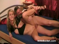 lascivious chap with younger wife