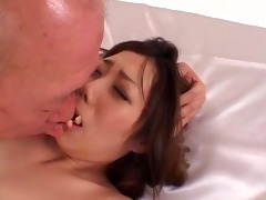 old man shigeo tokuda fuck young gal