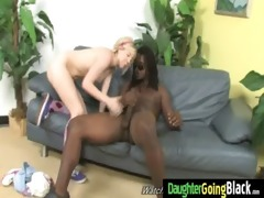 youthful daughter with good a-hole screwed by a