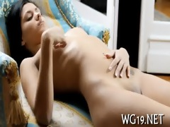 masturbation of cute angel
