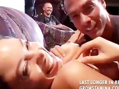 hot cutie shares it with boyfriends brother and