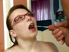 granddad fucking and pissing on wicked breasty gal