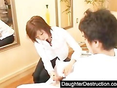 brutal japanese teen wazoo abase