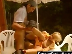 blonde teen screwed hard