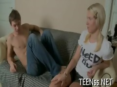 taut legal age teenager wet crack receives